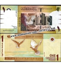 MS2339 : Sudan 1 Pound 2006 UNC