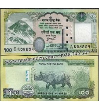MS2310 : Nepal 100 Rupees 2012 UNC