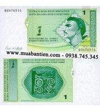MS1735 : Bosnia and Herzegovina 1 Mark 1998 UNC