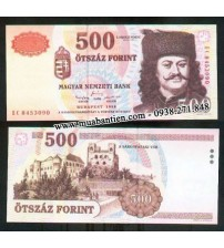 MS674 : Hungary 500 Forint 1998 UNC