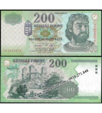 MS2194 :  Hungary 200 Forint 2006 UNC