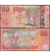 MS2251 : Fiji 50 Dollar 2013 UNC