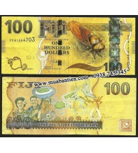 MS2250 : Fiji 100 Dollar 2013 UNC