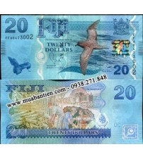 MS2079 : Fiji 20 Dollar 2013 UNC
