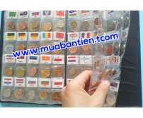 100 Different Coins From 100 Countries