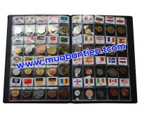 180 Different Coins From 180 Countries