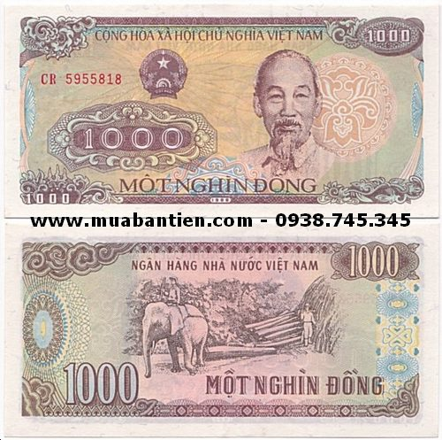 1000 Idr To Vnd
